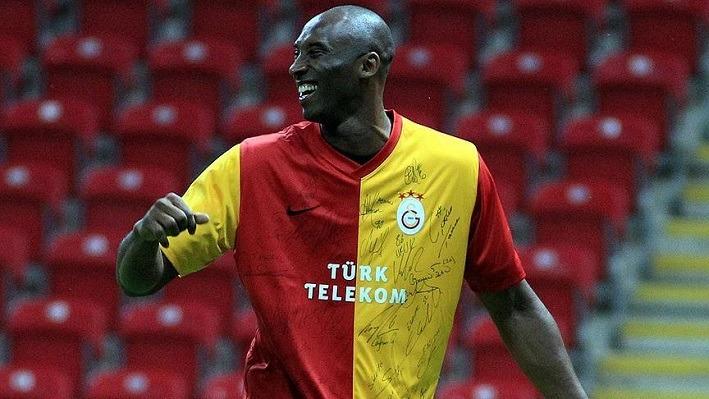 Persino Kobe tifa Galatasaray