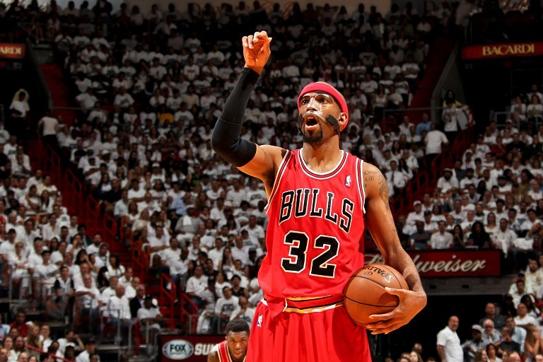 Chicago Bulls vs Miami Heat - Game Five
